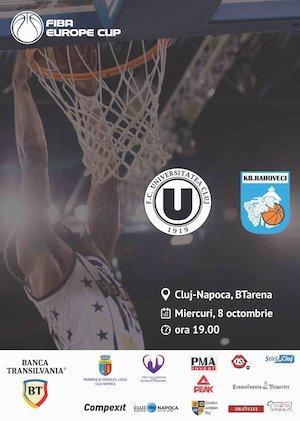 Bilete la  U-Banca Tranilvania vs. KB Rahoveci