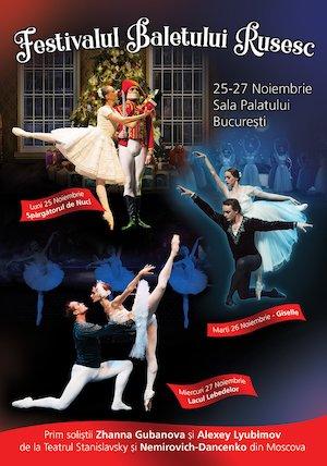 Festivalul Baletului Rusesc