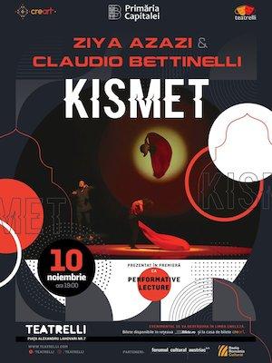 Ziya Azazi & Claudio Bettinelli: Performative Lecture - Kismet