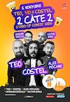 bilete Stand Up Comedy: Vio, Costel, Alex Mocanu, Victor Bara & Dracea