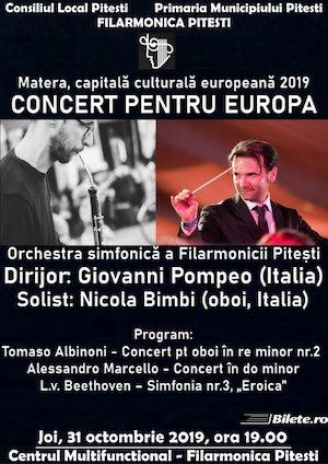 Concert pentru Europa