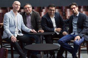 Bagyi Balazs New Quartet