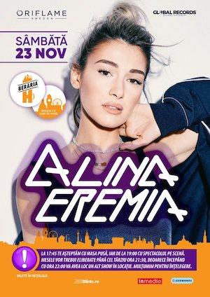 Concert Alina Eremia