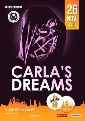 Carla's Dreams in Concert la Beraria H