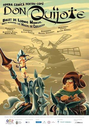 bilete Don Quijote