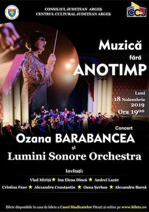 Muzica fara anotimp by Ozana Barabancea