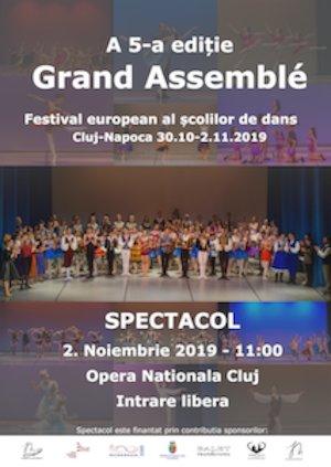 Bilete la  Grand Assemble