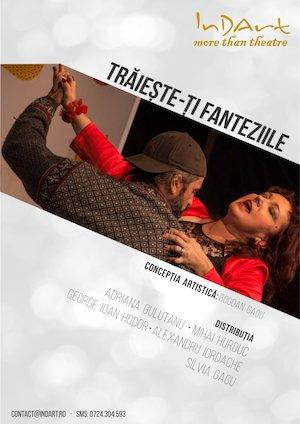 Bilete la  Traieste-ti fanteziile