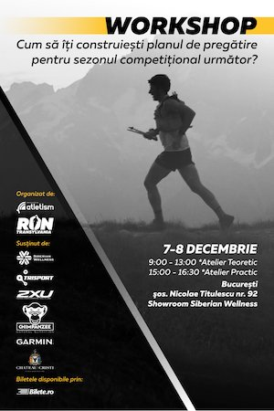 Workshop de Trail Running