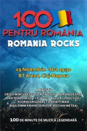 Bilete la  100 pentru Romania