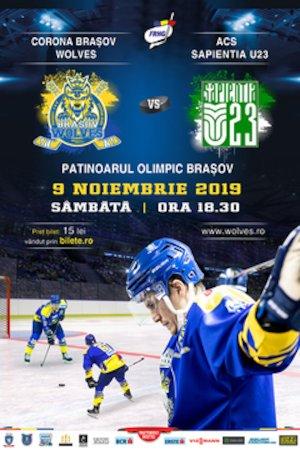 bilete CSM Corona Brasov Wolves - ACS Sapientia