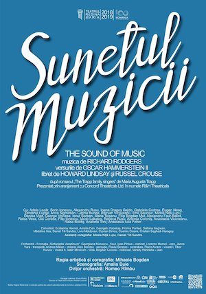 Bilete la  Sunetul Muzicii