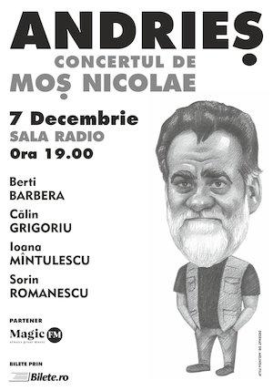 Andries Concert de Mos Nicolae