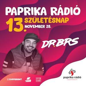 Paprika születésnap // DR BRS