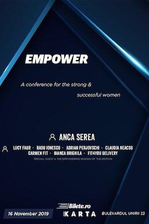 Empower - O conferinta pentru femei puternice si de succes