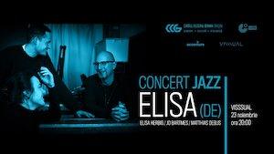Bilete la  Concert de jazz - Elisa