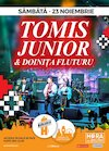 bilete Formatia TOMIS JUNIOR si Doinita Fluturu in concert