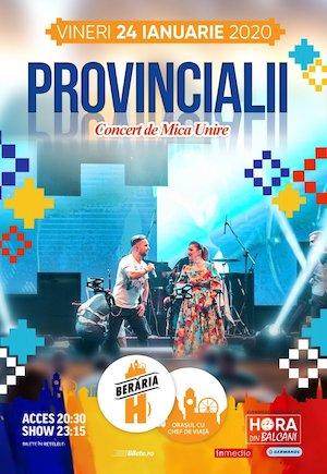 bilete Provincialii