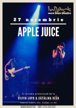 Concert Apple Juice
