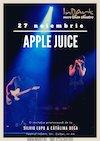 bilete Concert Apple Juice