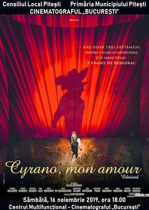 Bilete la  Edmond - Cyrano, mon amour