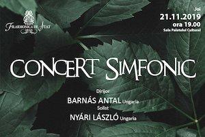 Concert simfonic - Barnas Antal