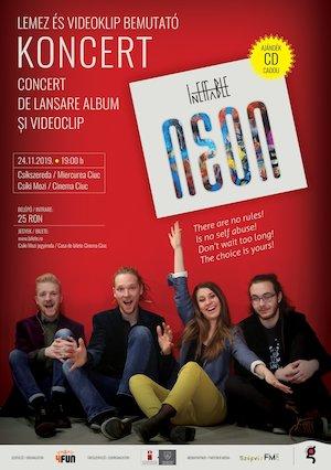 Lemez és videoklip bemutató koncert - INEFFABLE