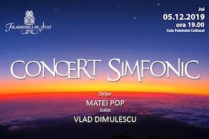 Concert simfonic - Matei Pop