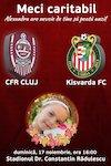 bilete CFR 1907 Cluj v Kisvarda FC