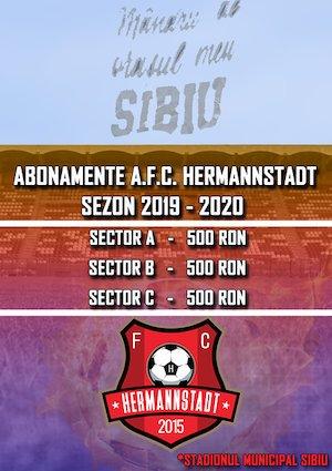 Abonamente FC Hermannstadt