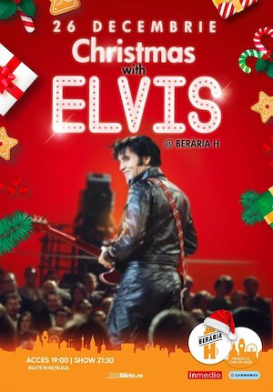 Chistmas with Elvis la Beraria H