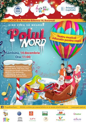 Cine vrea sa mearga la Polul Nord?