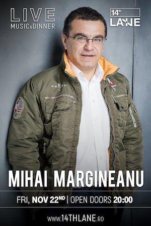 Bilete la  Concert Mihai Margineanu