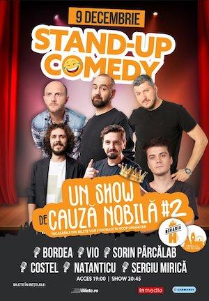 Stand-Up Comedy la Beraria H
