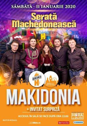 Serata Machedoneasca: Makidonia