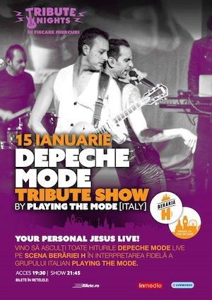 Bilete la  Concert Depeche Mode Tribute