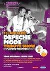 bilete Concert Depeche Mode Tribute