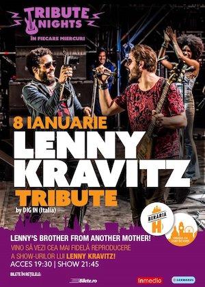 Lenny Kravitz Tribute Concert