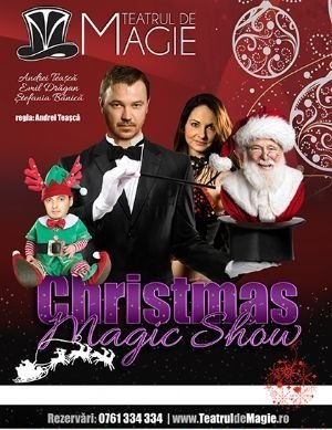 Bilete la  Christmas Magic Show