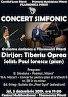 bilete Concert simfonic cu Tiberiu Oprea