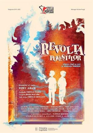 Bilete la  Revolta Povestilor