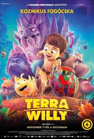 Terra Willy 3D