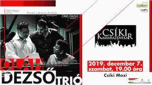 Oláh Dezső Trio