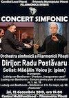 bilete Concert simfonic la Filarmonica Pitesti