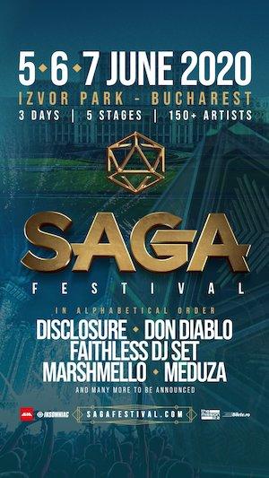 Saga Festival 2020