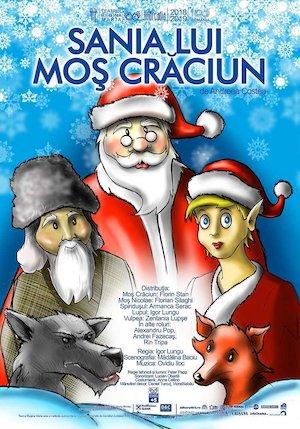 Sania lui Moș Crăciun