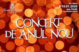Bilete la  Concert de Anul Nou