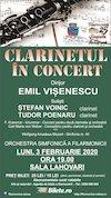 bilete clarinetul in concert