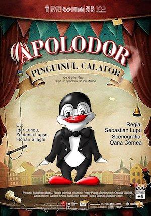 Apolodor, pinguinul călător
