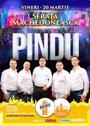 Bilete la  Pindu la Beraria H